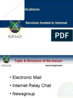 03 Services Hosted in Internet