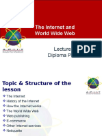 Chapter02 the Internet and World Wide Web