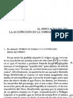Ana Casas - Introducción Autoficción
