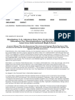 2016-06-09 Manhattan U.S. Attorney Sues New York City Department of Education for Discrimination and Retaliation at Pan American International High School (Press Release)