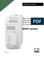 Mp55 a diferencijalni presostat