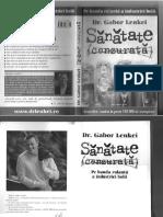 Sanatatea cenzurata de Gabor Lenkei.pdf