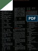 IBPS RRB Model Paper Uttaranchal Gramin Bank Officers Examination 2012 Question Paper