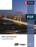 S14062 Wire and Strand Brochure - Construction Products