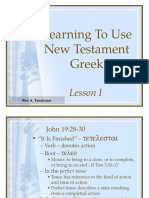 Greek Lesson Part One.ppt
