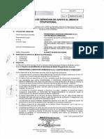Acreditacion de Centro Medico Orbegoso