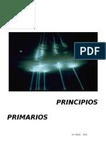 PRINCIPIOS PRIMARIOS