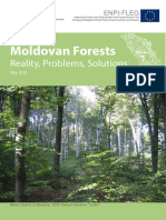 Moldovan Forests:Reality, Problems, Solutions