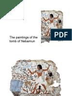 Egypt Nebamun Paintings Slideshow KS2b