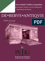 De Rebus Antiquis 3