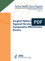 CER70 Inguinal-Hernia FinalReport 20120816
