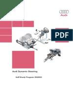 Audi Dynamic Steering