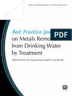 Best Practice Guide on Metals Removal from Drinking Water by Treatment - Prof. Dr Mustafa Ersoz, Dr. Lisa Barrott (IWA, 2012).pdf