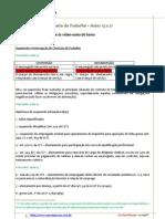 RicardoResende-DireitodoTrabalho-Aula13-SuspensãoeInterrupção