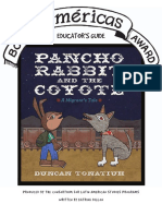 Americas Award Pancho Rabbit Educators Guide