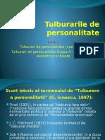 -Tulb. de Personalitate -Grupa A