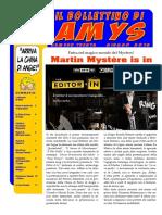 Il Bollettino Di Amys Nr. 30-2016