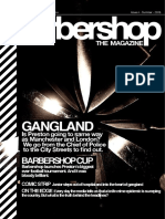 Barbershop Magazine (2008)