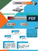 12 Cinemática de Una Partícula
