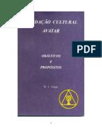 Objetivos e Propositos FCA