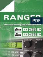Manual Ranger Ci2950
