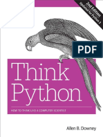 Think Python How to Think Like a Computer Scientist-P2P