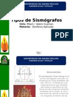 Tipos de Sismógrafos.pptx