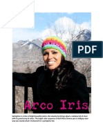 Arco Iris Hat