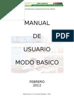 Manual Basico Siagie