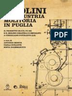 I Molini e l'Industria Molitoria in Puglia - Pubblicazione