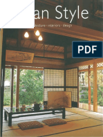 Japan Style - Architecture Interiors Design