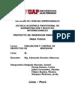 Proyecto Parihuelas Para Todo