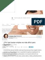 ¿Por Qué Buscar Empleo Es Más Difícil Para Algunos_ _ Andreina Villar-Woodworth _ LinkedIn