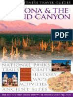 Arizona & the Grand Canyon (Eyewitness Travel Guides) by DK Publishing and Paul Franklin (DK, 2010)BBS