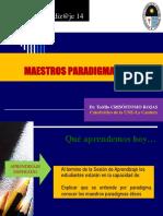 Clase 14 Maestros Paradigmas Eticos