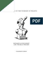 On the Worship of Priapus