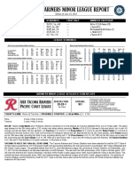 06.11.16 Mariners Minor League Report