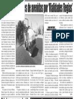 08-06-16 Continuarán cierres de avenidas por 'Vialidades Regias