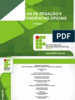 Cartilha de Redacao e Correspondencias Oficiais-1