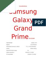 Características de Los Samsung (Algunos)