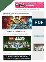 Chequen El Trailer de La Nueva Serie de Star Wars de LEGO _ Sopitas