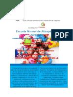 Diario Estudiante Normalista Montserrat