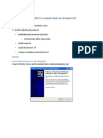 Translated MAGMASOFT V4.4 Install Guide for Win XP