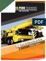 CURSO DE GRUA TELESCOPICA