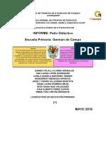 Informe Del Patio Didáctico