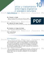 Diag y Tratamiento de La Hemorragia Digestiva Alta Con Recu