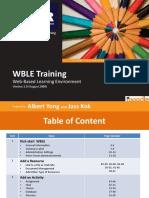 WBLE Manual 1