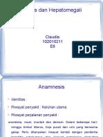 ppt blok 17 Claudia - Ikterus Dan Hepatomegali