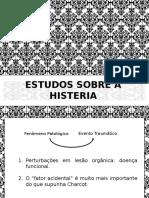 Estudos Sobre a Histeria