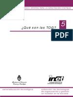 6 - Las Tecnologías de las Organizaciones y Gestiones